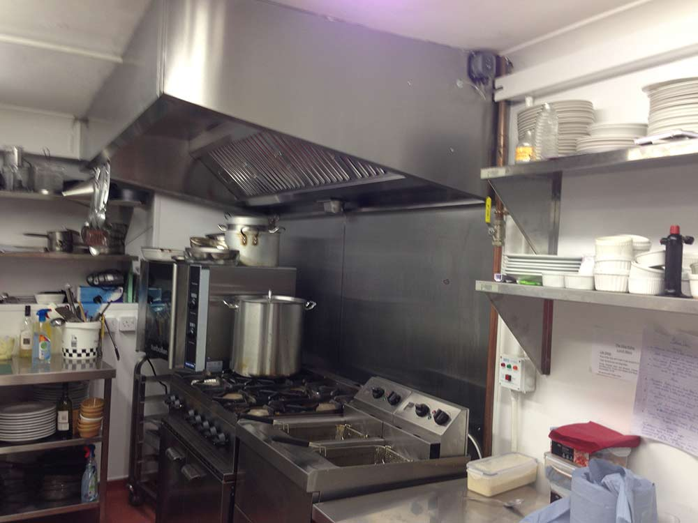 Commercial Kitchens Southampton