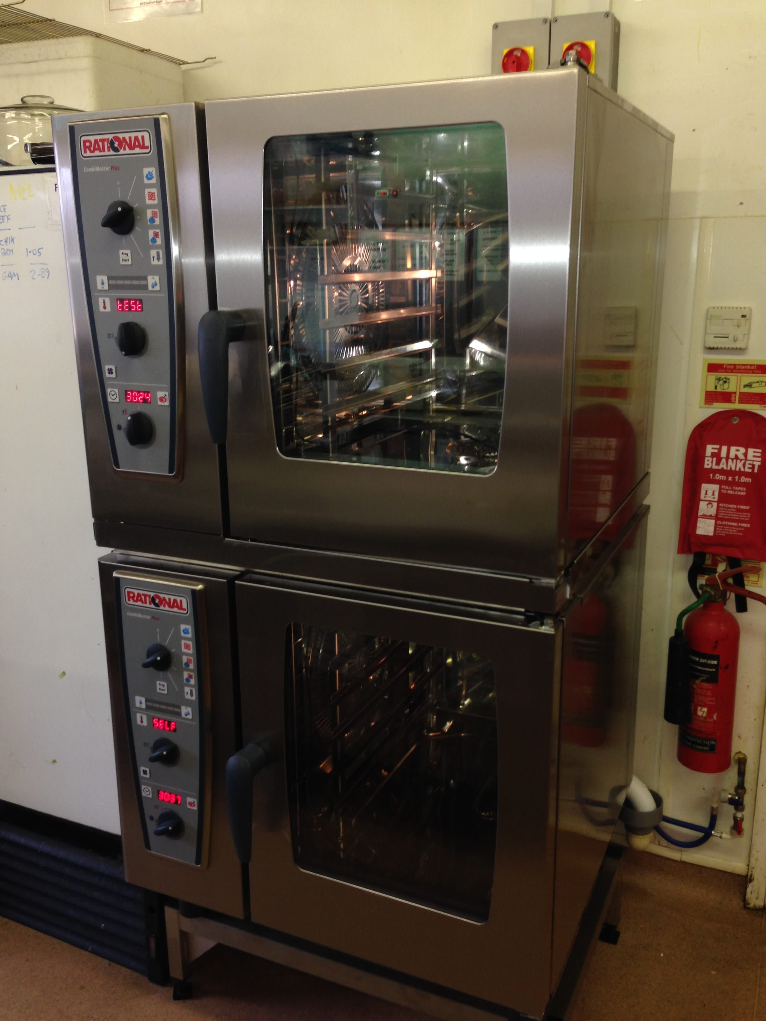 Commercial Oven Repair Fareham