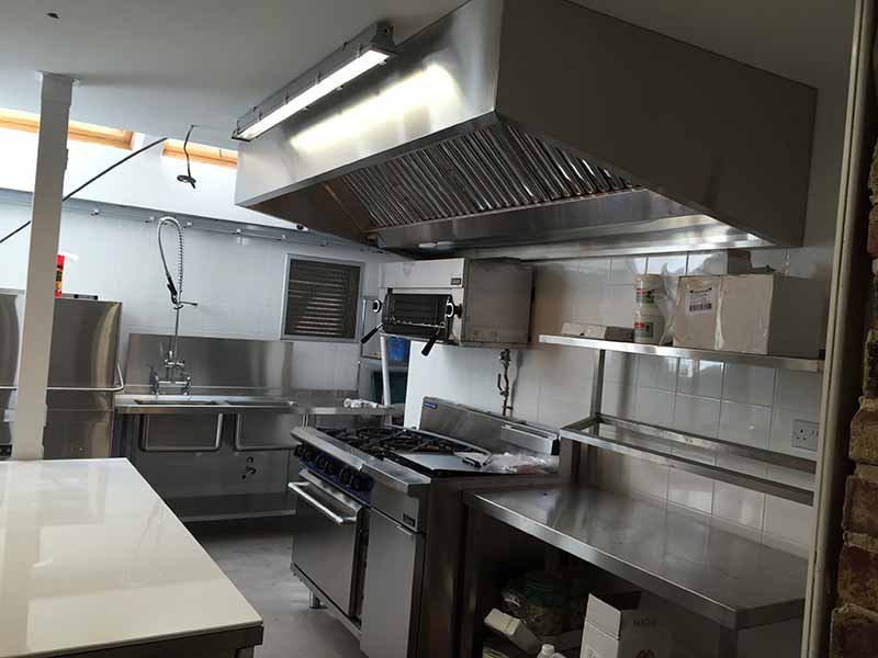 Commercial Catering Repairs Fareham